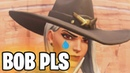 So Overwatch just released a new hero.. (Ashe)