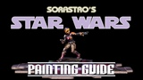 Star Wars Imperial Assault Painting Guide Ep.50 Sabine Wren