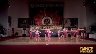 Dance Integration 2018 - 2104 - Навстречу мечтам Мелисса Ухта