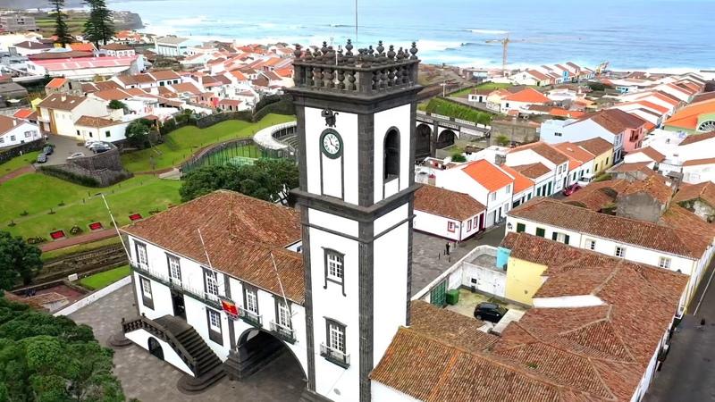 Остров Сан Мигель португалия