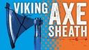 Original Viking Age Axe Sheaths from Schleswig