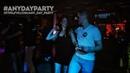 AnyDay Party. Ivan Bubnov and Julia Ivanova. Zouk improvisation. (Let Me Love You)