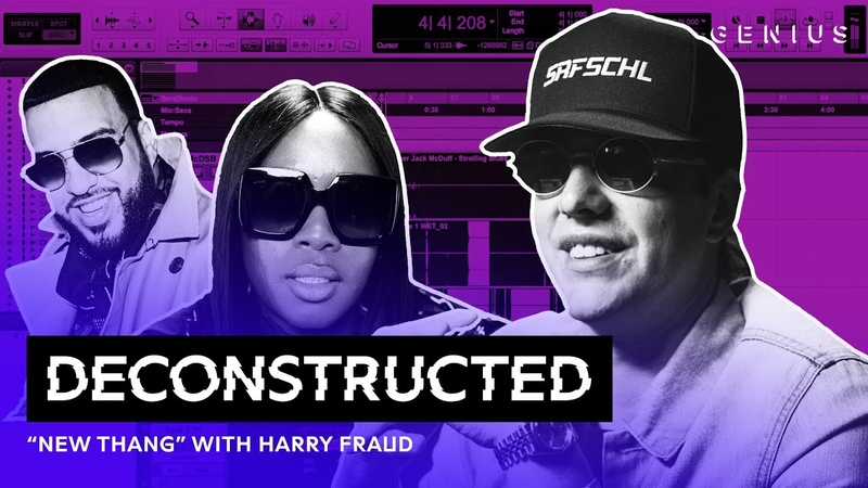 The Making Of French Montana Remy Mas New Thang With Harry Fraud | Deconstructed