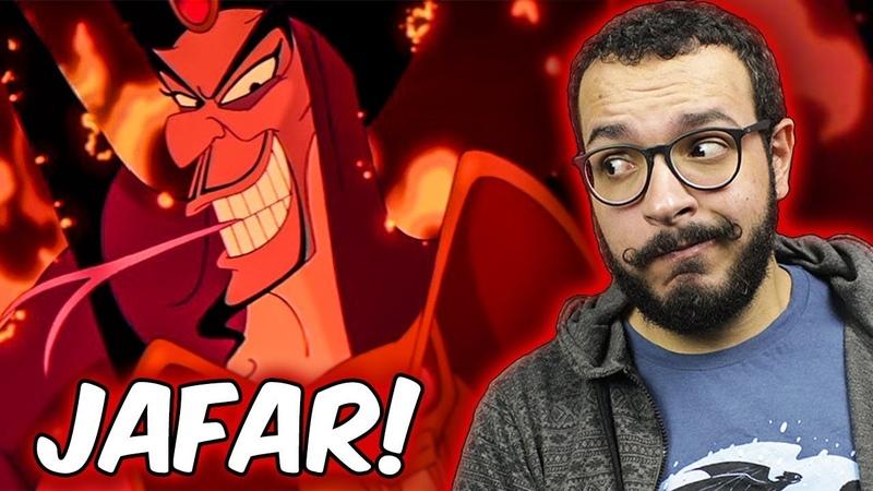 A origem do JAFAR | Aladdin
