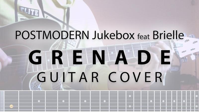 Grenade Postmodern Jukebox feat Brielle (Cover)