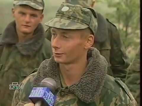 1999 год Вторжение чеченских боевиков в Дагестан Как это было