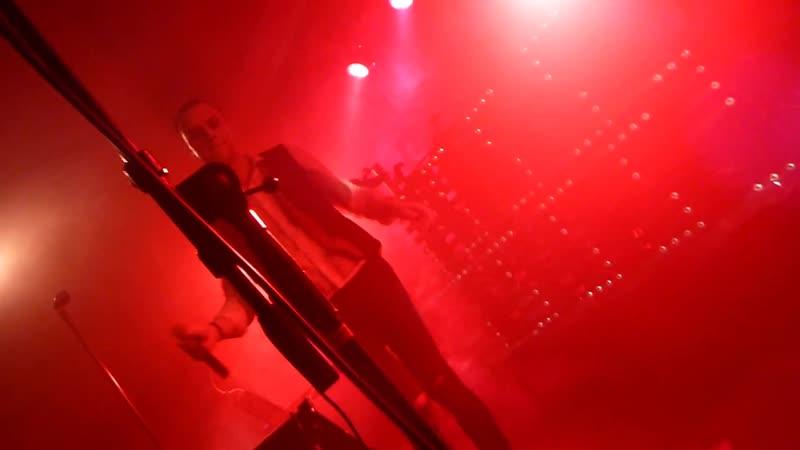 Solar Fake – «Here I Stand» - (Live in Frankfurt 20.02.2016)