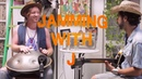 James Winstanley- Square Mile- Jamming With J- Hang Drum- Ep. 32