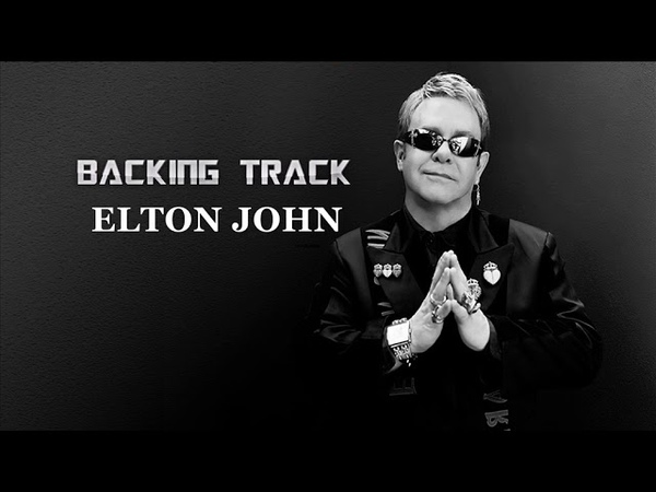 Elton John - Crocodile Rock BACKING TRACK