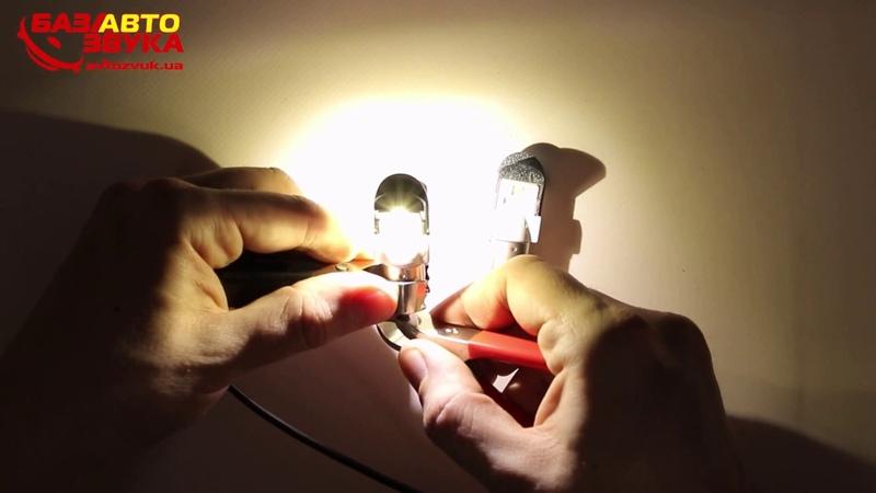 LED лампа Osram LEDriving Premium P21W 6000K 12V 7556CW-02B (2шт.)
