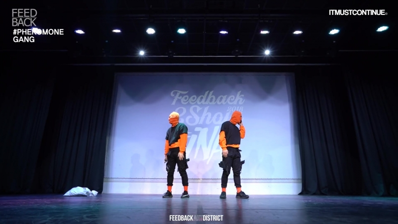 PHEROMONE GANG [DUET SIDE] ¦ 2018 FEEDBACK2SHOW FINAL ¦ 피드백투쇼2018