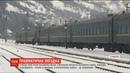 У потязі Київ-Рахів на жінку впала інша пасажирка