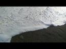 Мега-шторм на чёрном море сбивает с ног. Сентябрь 2018