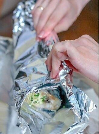 Готовим вкусную, аппетитную и сочную рыбку