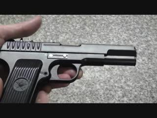 WE TT-33 -Airsoft реплика пистолета ТТ от тайваньской компании WE