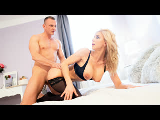[momxxx] nathaly cherie - slow romantic fuck in stockings cage newporn2019
