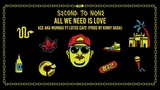 All We Need Is Love Ft LotusCafe Prod by Kinky Dada