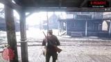 Что будет если убить шерифа в RDR2 Эксперименты в Red Dead Redemption 2 PlayGround.ru