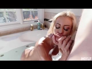 Alexis Fawx - Scrub Away The Sin [All Sex, Hardcore, Blowjob, Gonzo]