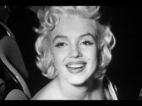 Мэрилин Монро секс-символ 50-х годов
