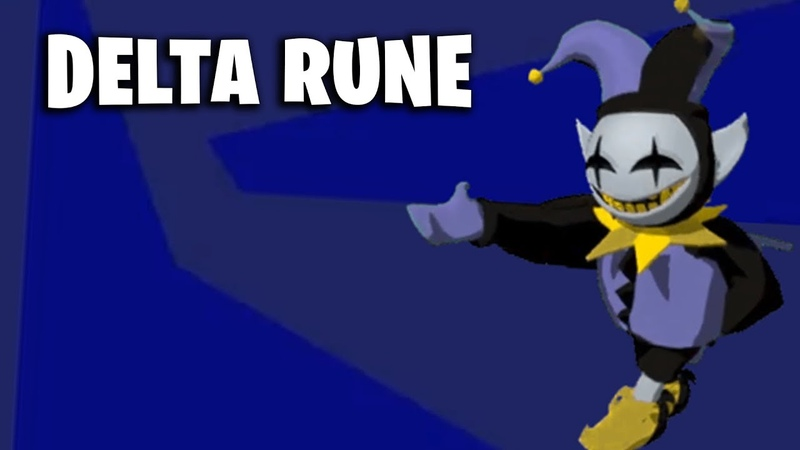 Jevil Do The Default Dance