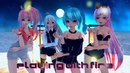 ≡MMD≡ - Playing With Fire [4KUHD60FPS][CC Eng Sub]