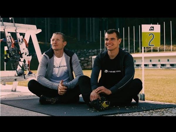Михал Крчмарж и Ондржей Моравец (межсезонье 2018)