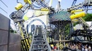 The Smiler front seat on-ride HD POV Alton Towers