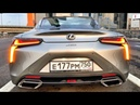 ЗАБРАЛ 477 л.с. LEXUS LC500 за 8 млн! S-Class или он Топим на V8 5.0! Обзор и тест-драйв топ японца