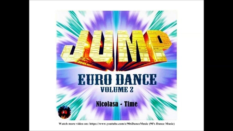 Nicolasa - Time (Compilation Only) (90s Dance Music)