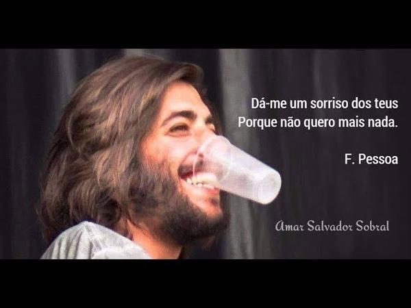 Salvador Sobral - I love my dreams (Alexander Search) - lyrics