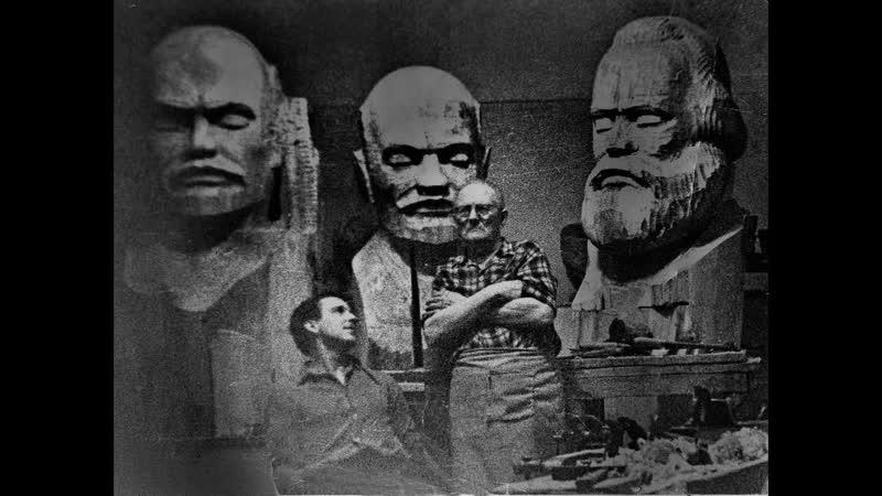 Скульптор Цаплин Дмитрий -русский гений из глухой саратовсокой деревни