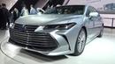 2019 Toyota Avalon Limited Hybrid - Exterior And Interior Walkaround - 2018 Detroit Auto Show