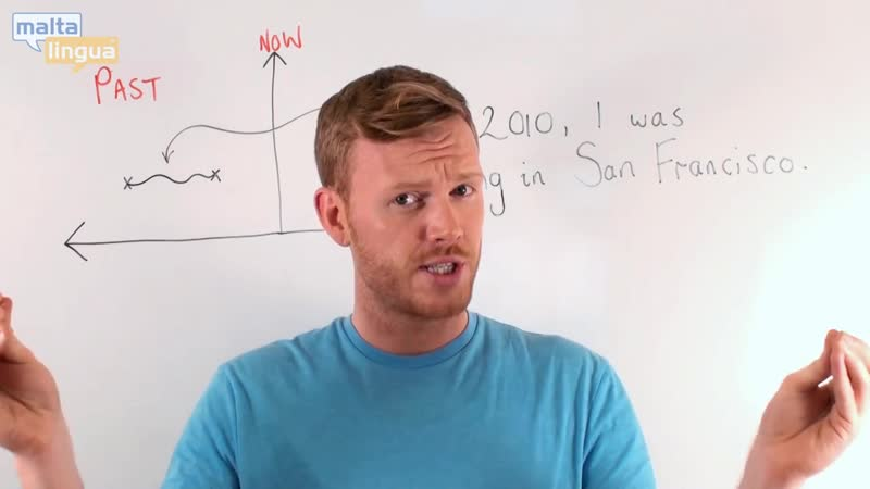 Уроки Английского с носителями Грамматика Past continuous Уровень A2 B1 Pre Intermediate