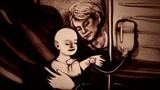 Два года без Доктора Лизы- песочная анимация памяти Елизаветы Глинки (Ксения Симонова)