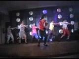Thriller - Michael Jackson impersonator show