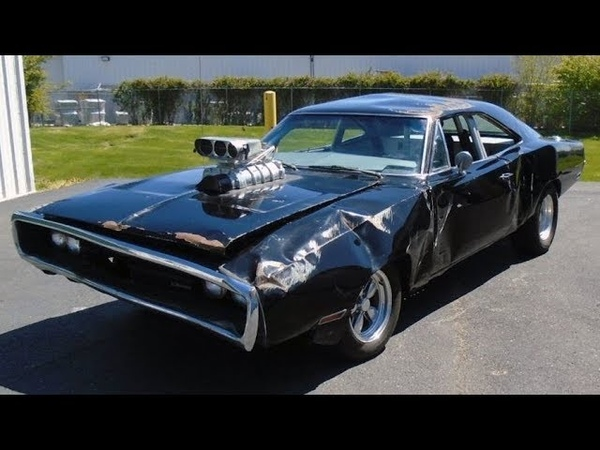 Crazy Cold Start DODGE CHARGER Engines and Sound l MUSCLE CAR Edition