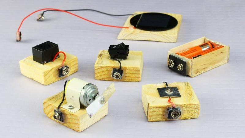 Incredible Idea How to Make Circuit Blocks