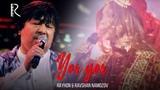 Rayhon va Ravshan Namozov - Yor-yor Райхон ва Равшан Намозов - Ёр-ёр (concert version 2018)