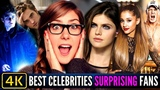 Best Celebrities Surprising Fans
