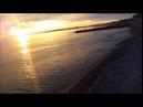 АБХАЗИЯ, СУХУМ. До чего красив Сухумский закат в декабре!