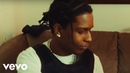 A$AP Rocky Praise The Lord Da Shine Official Video ft Skepta