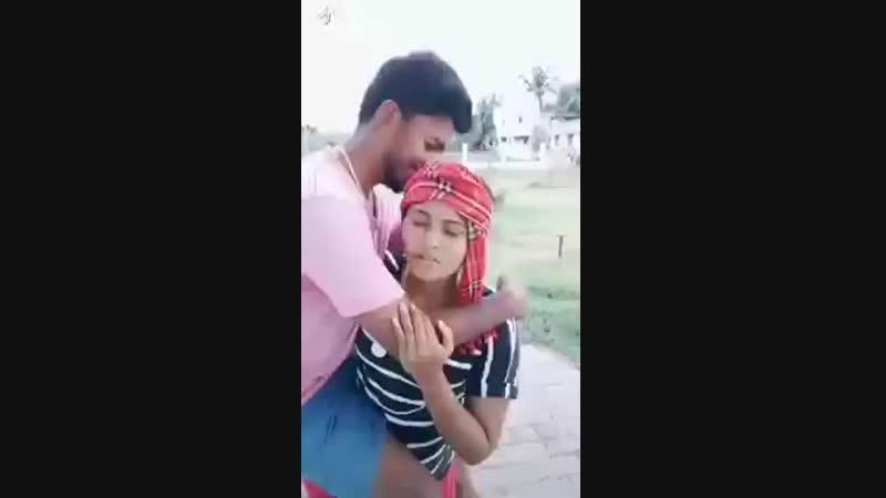 Indian wife lift husband on hip | penis joke