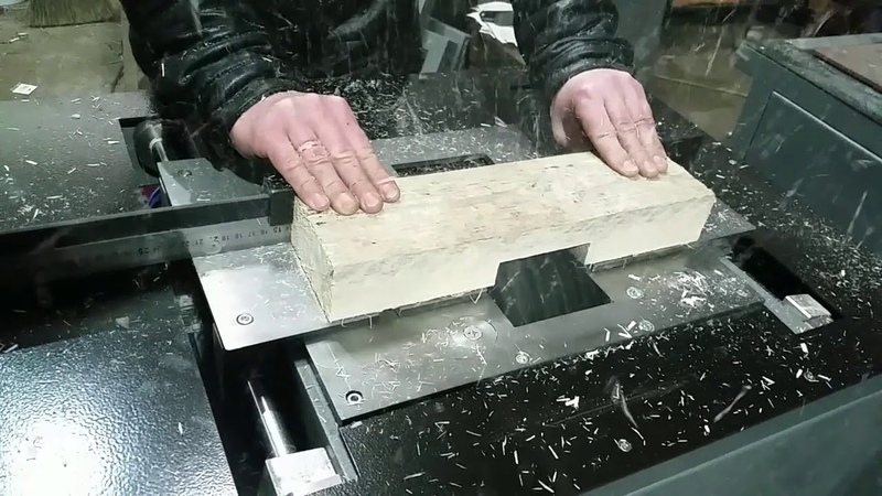 Станок для фрезеровки паза крестовины ПК 01