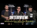 My Interview with Manuel Garcia-Rulfo, Manolo Caro, Bruno Bichir about 'PERFECTOS DESCONOCIDOS'