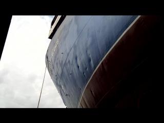 Иду на борт