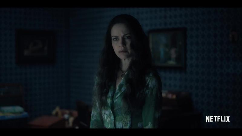 Призрак дома на холме / The Haunting of Hill House Трейлер сериала (2018)