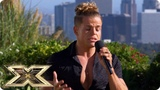 Gio brings the rock and roll to Judges' Houses Judges' Houses The X Factor UK 2018