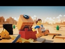 Emmet's Thricycle! - THE LEGO MOVIE 2 - 70823 Product Animation