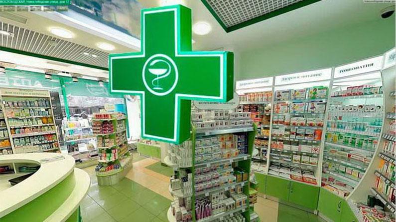 Удобный поиск лекарств в аптеках